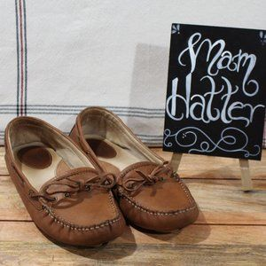 Frye Reagan Campus Driver Loafers